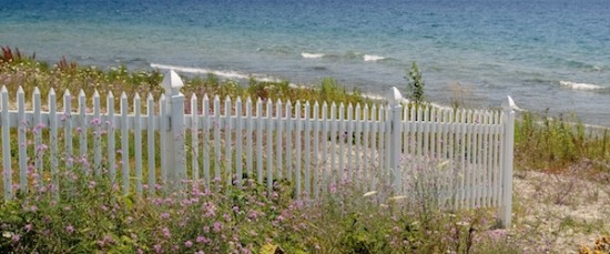 Pain, Purpose And White Picket Fences