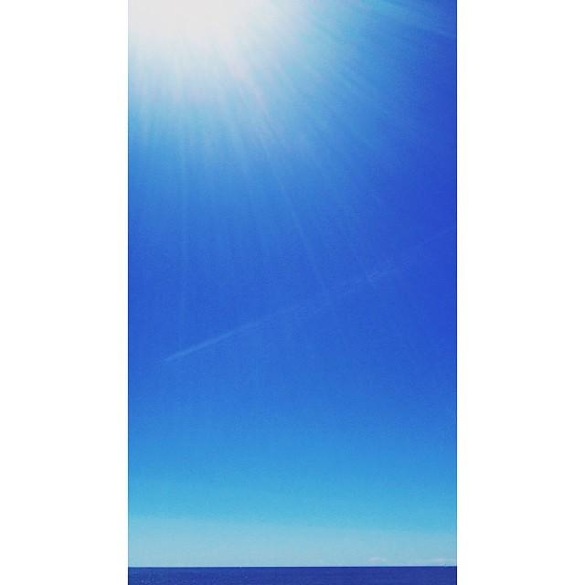 BLUE SKY, BLISS!