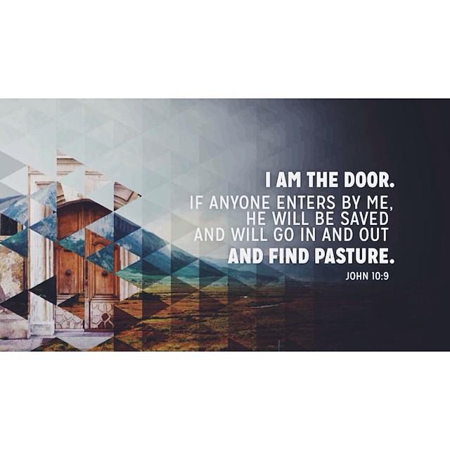 // DOOR + PASTURE