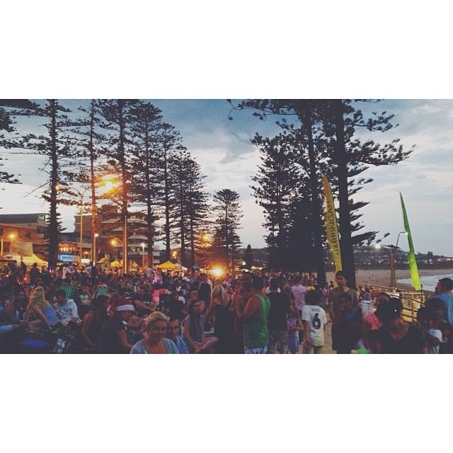 // PEOPLE + DEE WHY + #CHRISTMAS MARKETS