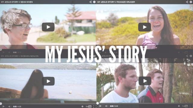 MY JESUS' STORY