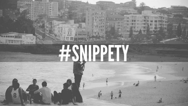 #SNIPPETY