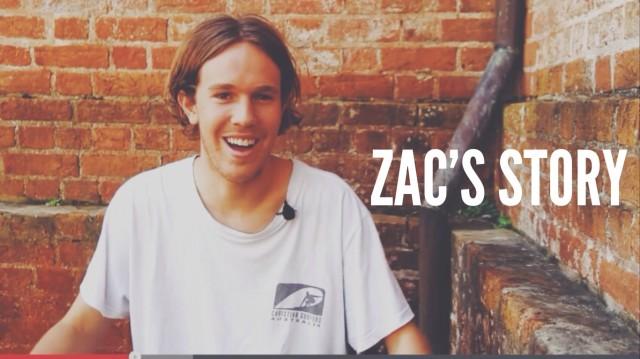 ZAC'S STORY