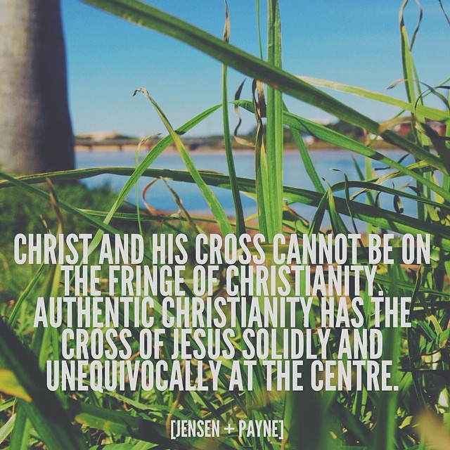 // AUTHENTIC #CHRISTIANITY