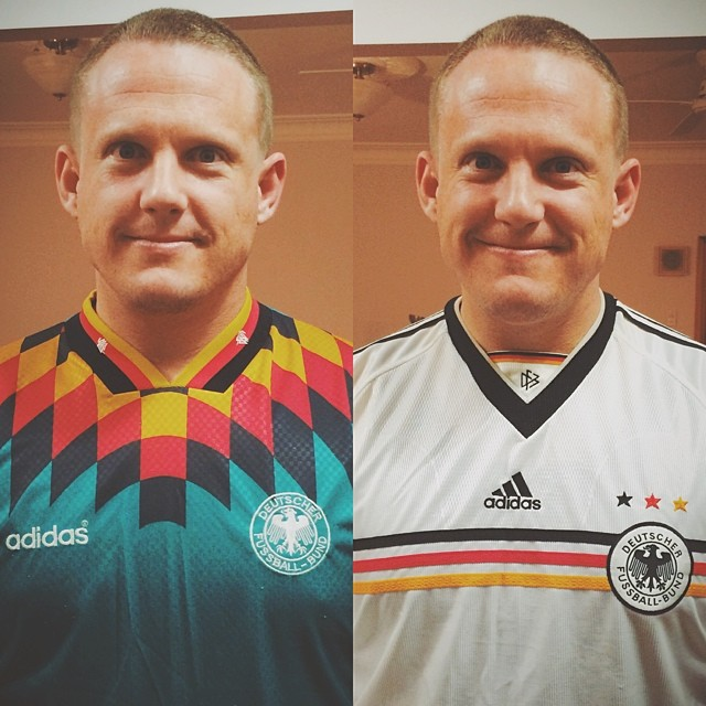 // GERMAN LASTNAME + GERMAN HAIRCUT + GERMAN JERSEYS = #GERMANY FOR THE #WORLDCUP WIN!