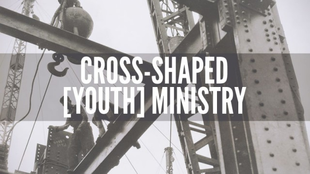 #CrossShapedMinistry