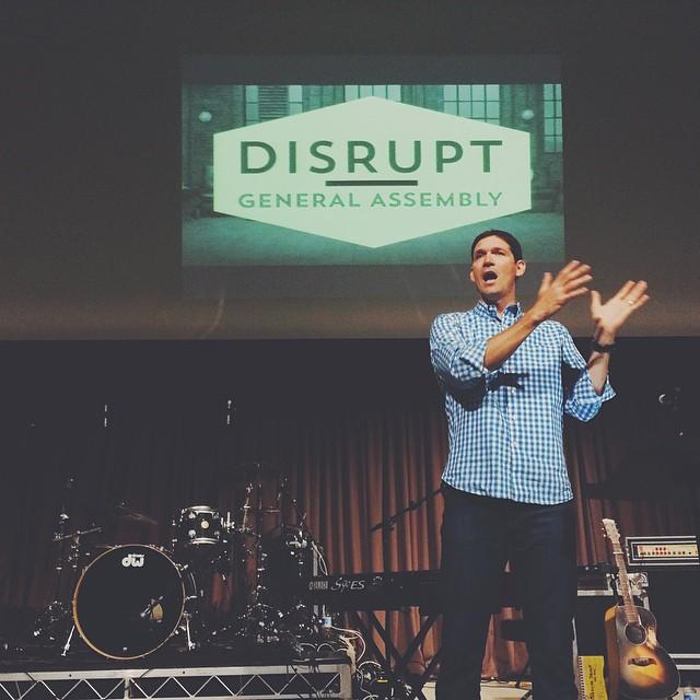 // MATT CHANDLER #PREACHING #DISRUPTSYDNEY #A29