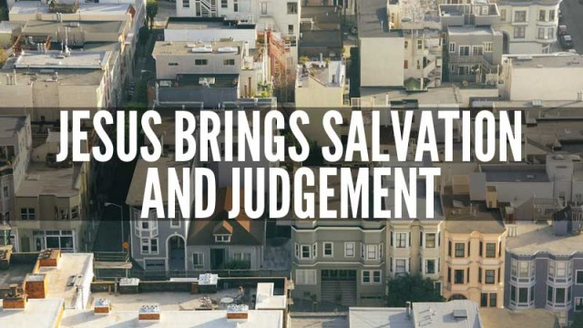 salvation-judgement